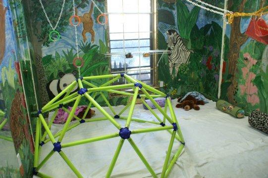 Kinkajou Cage Ideas Jade's enclosure- caging is